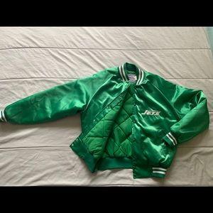 Burnham Varsity Jacket. Sport one.